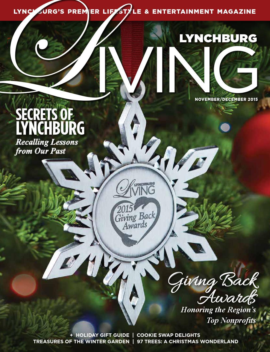lynchburg living november december 2015 by vistagraphics issuu