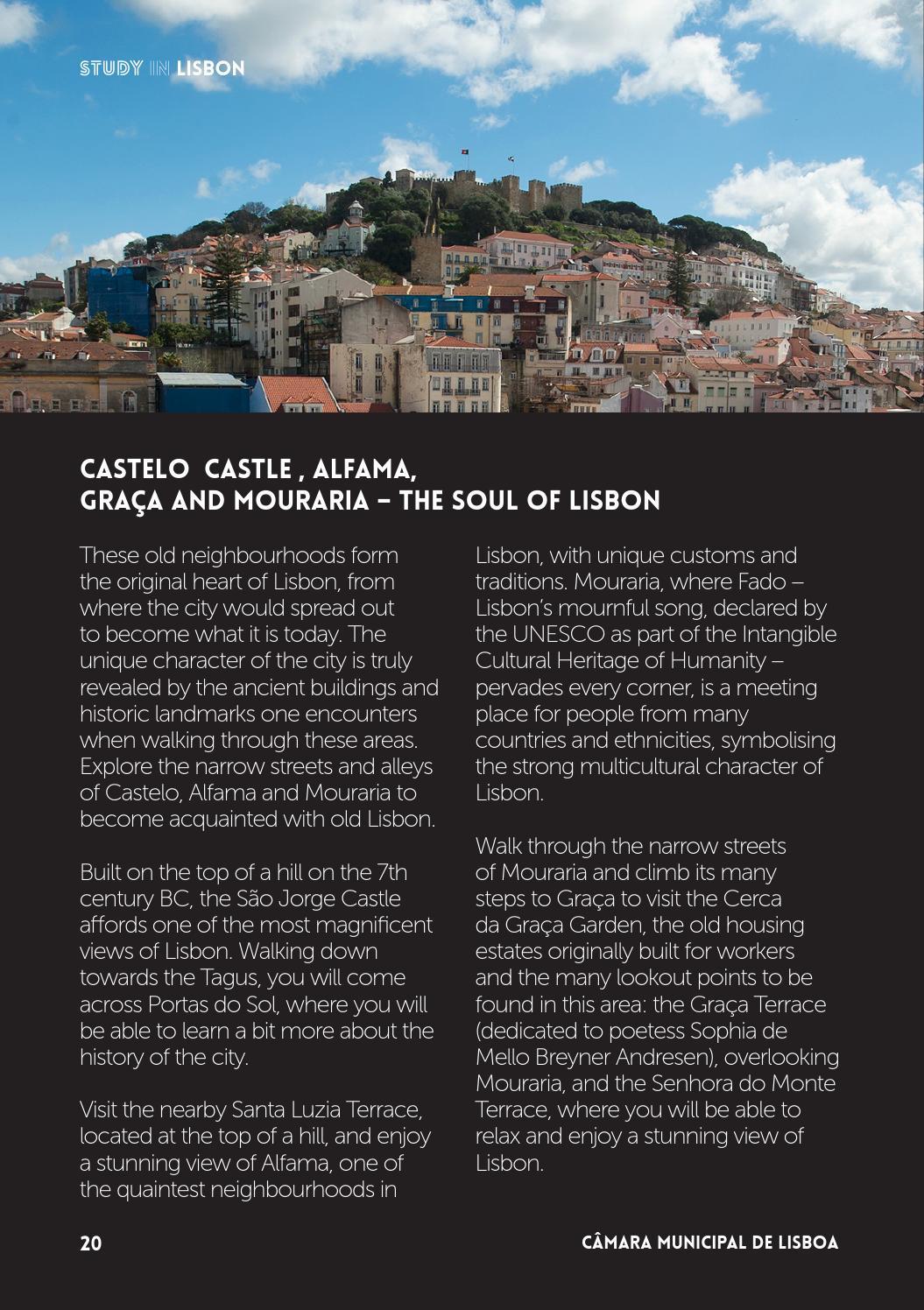 Guia do Estudante Universitário de Lisboa 2015 pt en by