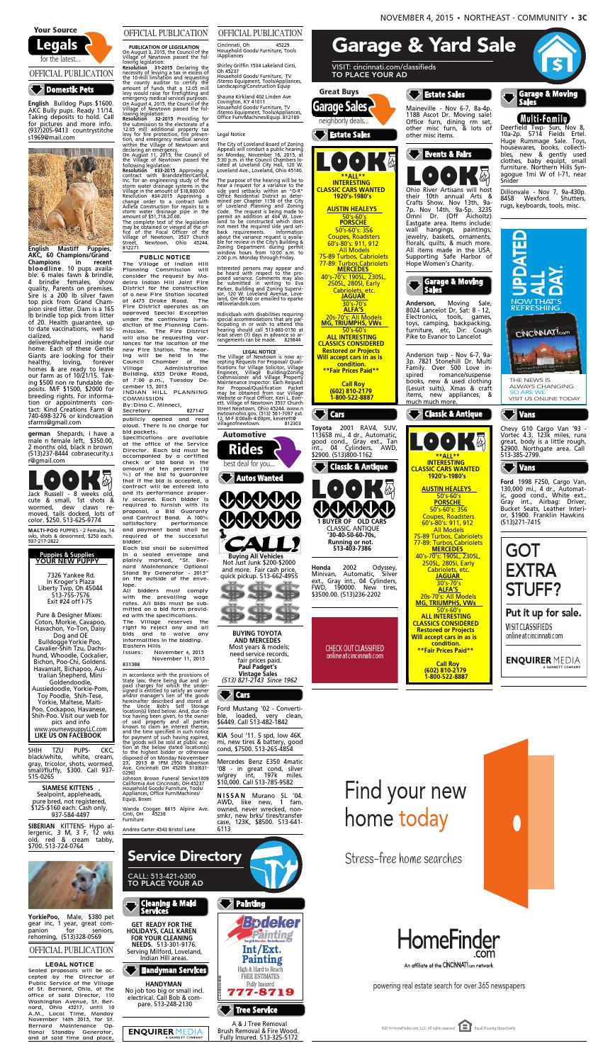 Indian hill journal 110415 by Enquirer Media - issuu
