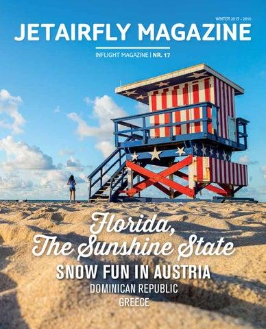 Jetairfly Magazine Winter 20152016 By Marketair Issuu