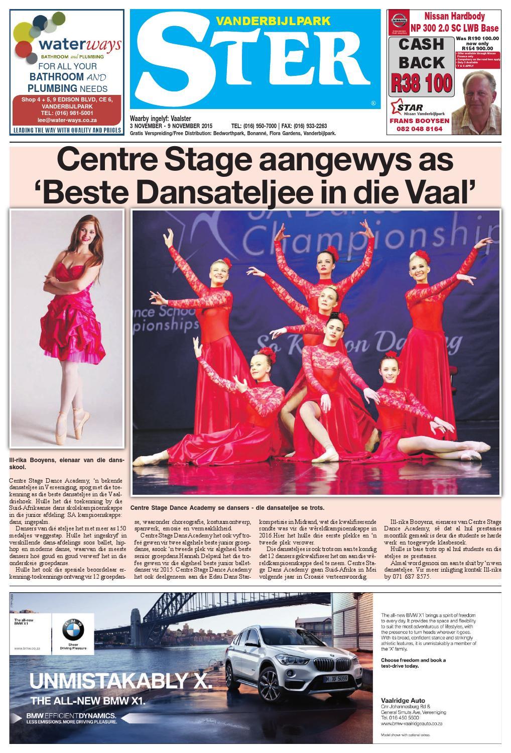 Vanderbijlpark Ster by Vaalweekblad - issuu