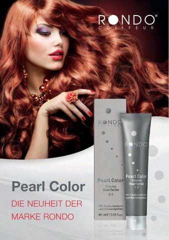 Pearl Color Broschuer Fpe By Fpe Friseur Und Kosmetikbedarf Eg Issuu