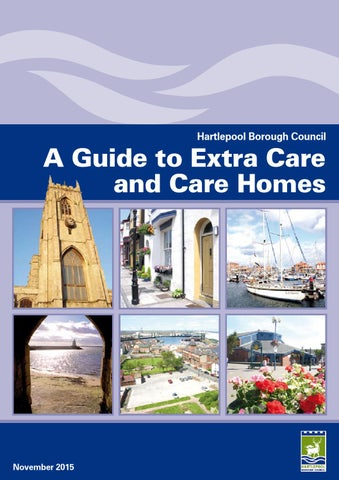 A Guide To Extra Care And Care Homes In Hartlepool By Octagon D M Ltd Issuu