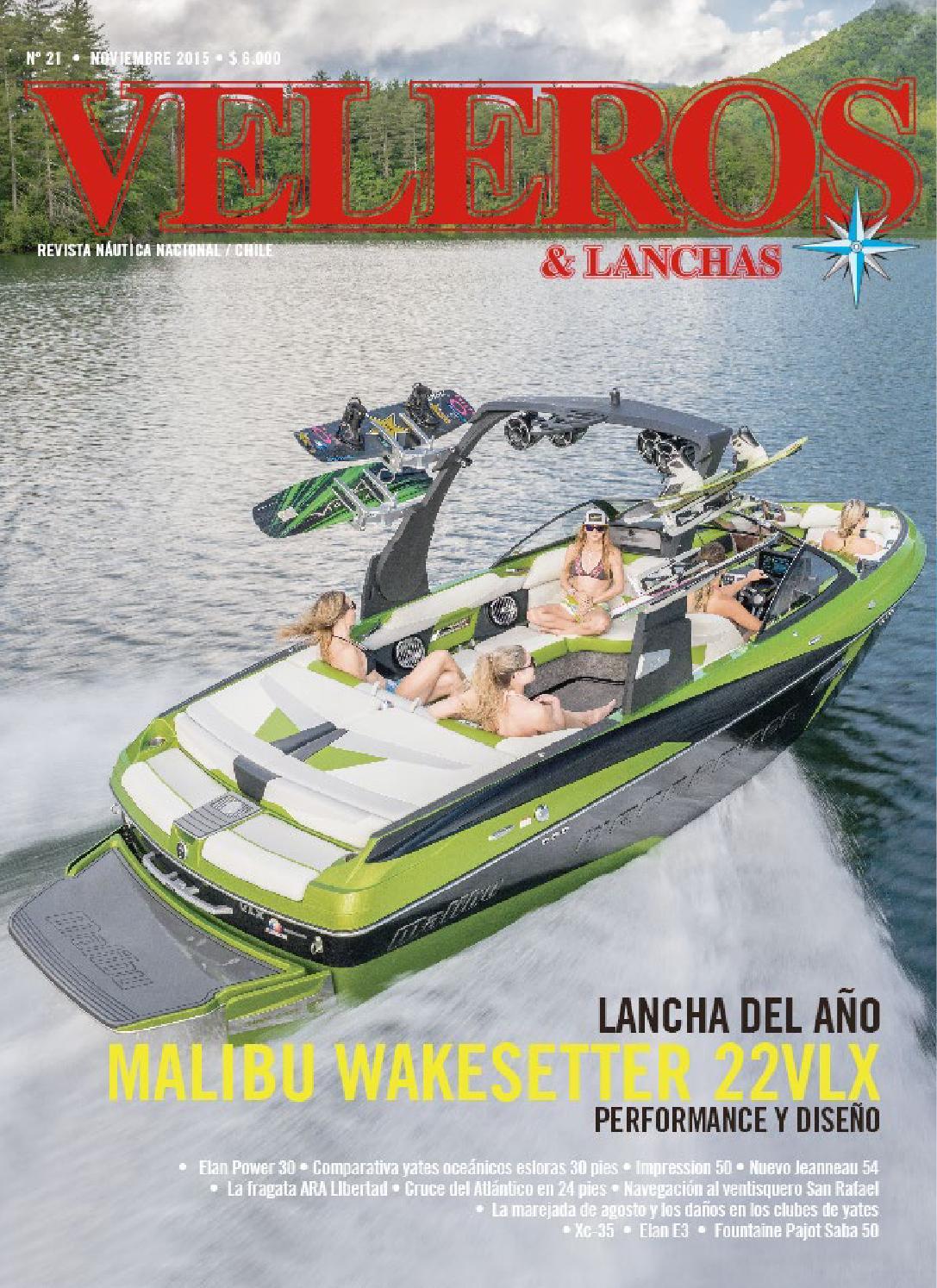 Revista Veleros #20 by Revista Veleros - issuu
