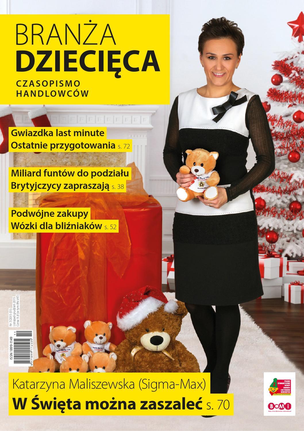 49d106388fd4c7 Branża Dziecięca 7/2015 by Branża Dziecięca - issuu