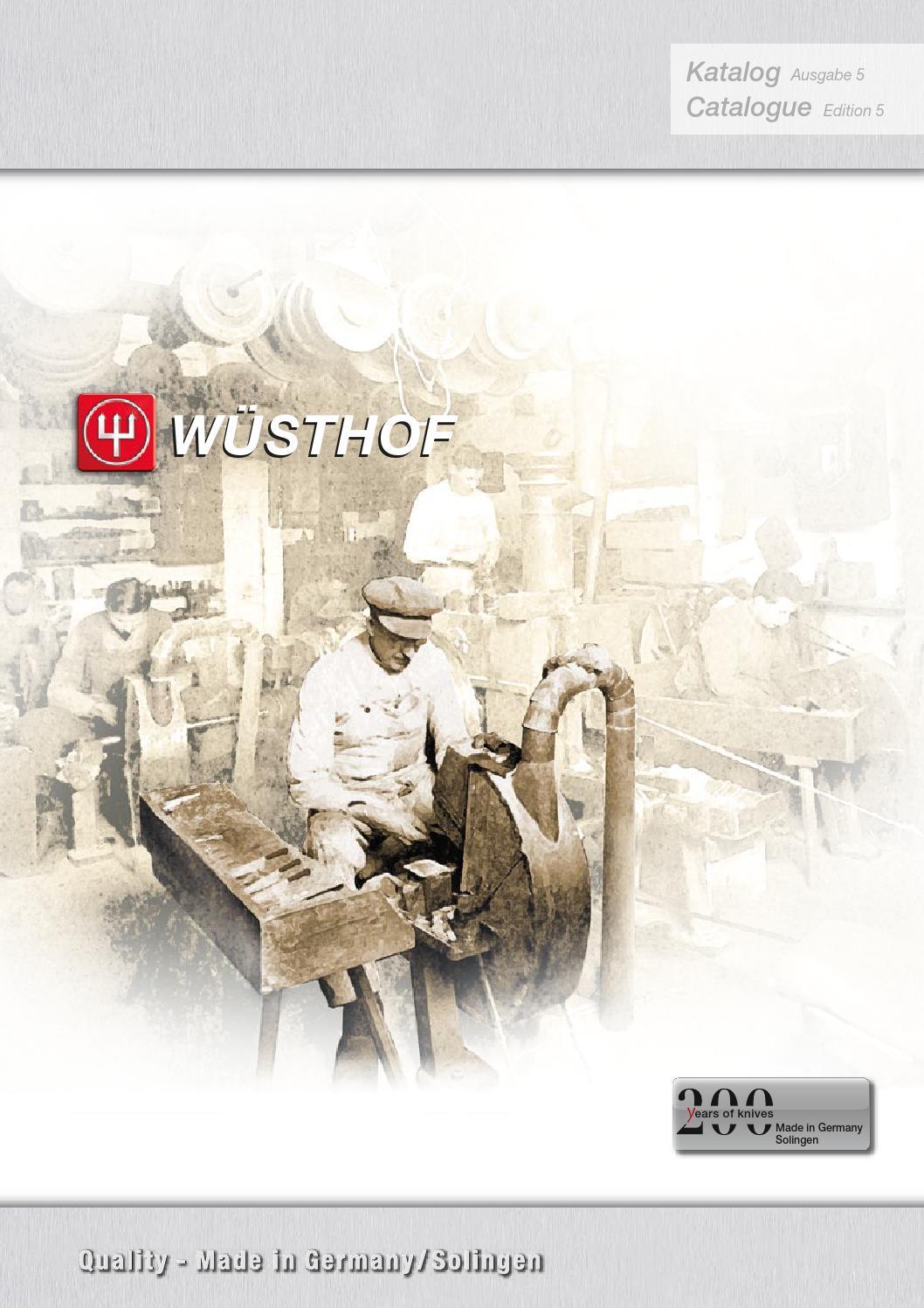 Wüsthof Gourmet palette 4433-17 cm Barres