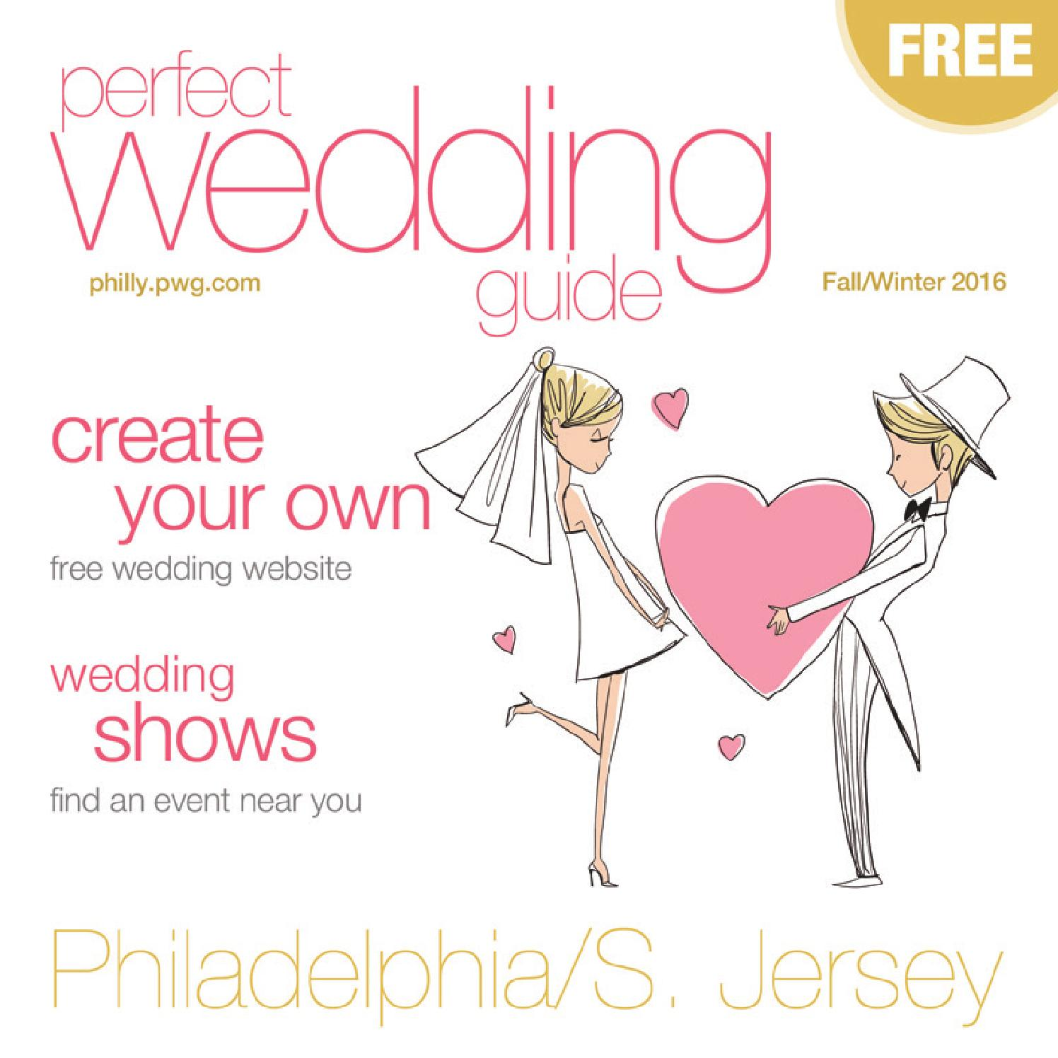 Perfect wedding guide philadelphias jersey fallwinter 2016 by perfect wedding guide philadelphias jersey fallwinter 2016 by rick caldwell issuu fandeluxe Choice Image