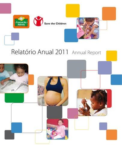 578ee2f4396c5 Relatorio Anual 2011 - Fundação Abrinq by Fundação Abrinq - issuu
