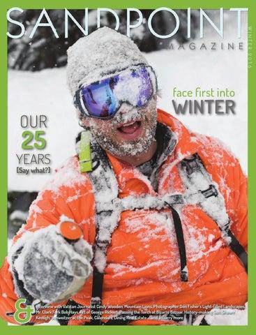 483ece6a1473 Sandpoint Magazine Winter 2016 by Keokee    media + marketing - issuu