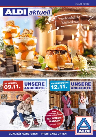 Aldi Nord Prospekt Ab 09 11 15 Kw 46 By Onlineprospekt Issuu
