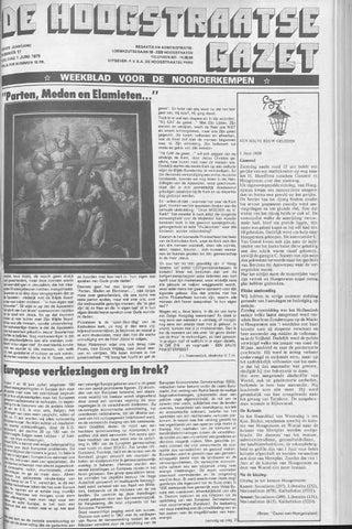 Gazet By De Juni 1979Nr 17 Hoogstraatse 21 SqzpUMV
