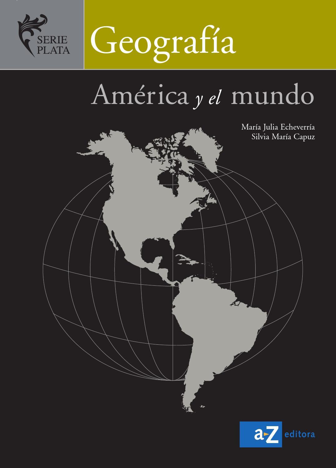 Geografía de Venezuela 3er año by SANTILLANA Venezuela - issuu