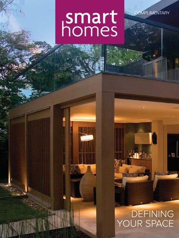 Smart Homes October 2015