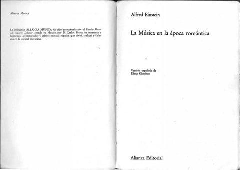 La Musica Romantica By Richard Joser Issuu