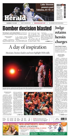 Everett Daily Herald September 12 2015 by Sound Publishing issuu