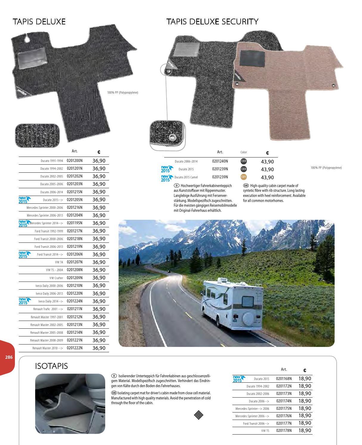 Brunner Tapis Deluxe T5 2004