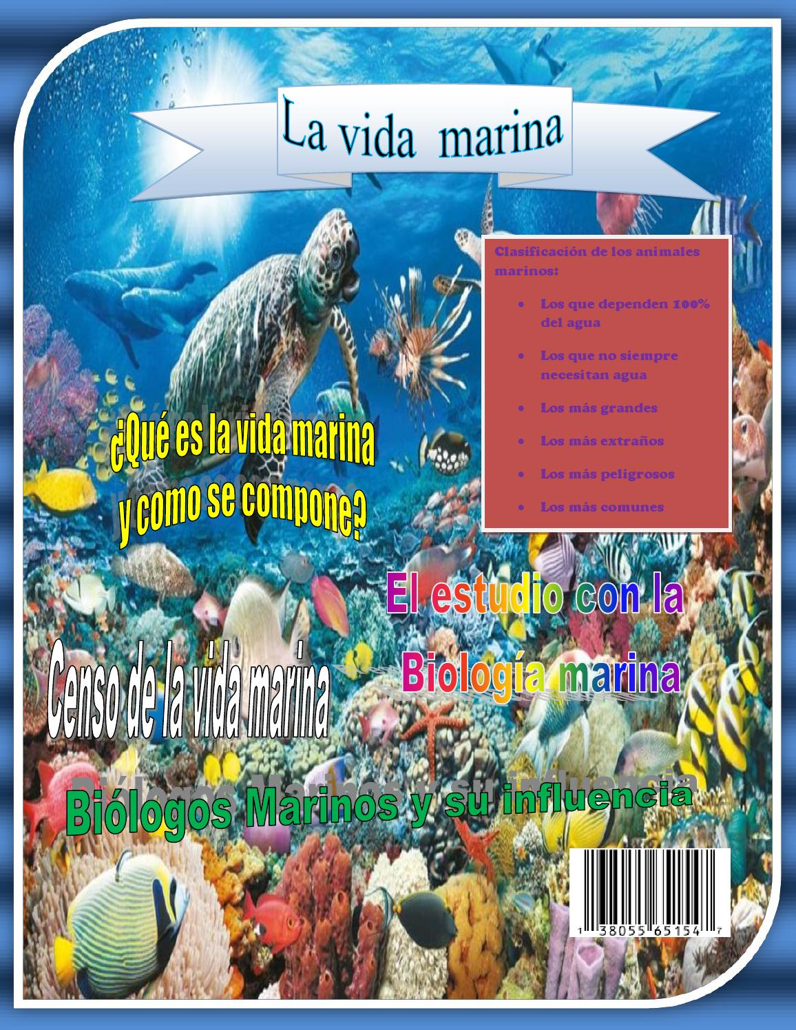 Revista La vida marina by davale - issuu