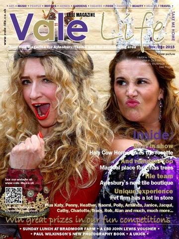 Vale Life Nov Dec 2015 Web Issue By Charlie Trott Issuu