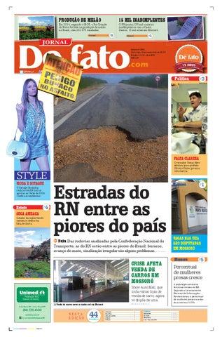 beaa1b3b27 Jornal de Fato by Jornal de Fato - issuu