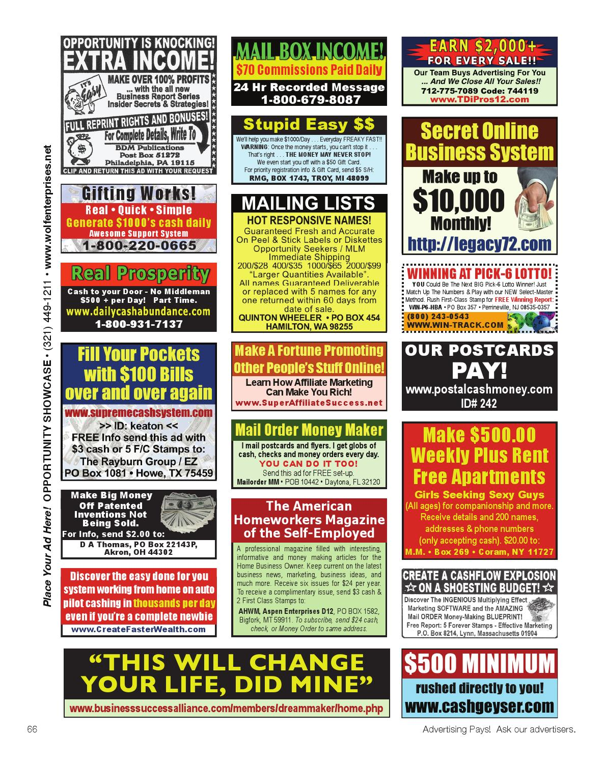 Home Business Advertiser Nov Dec 2015