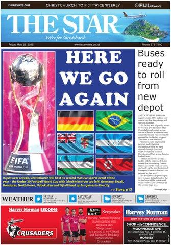 e33b2e8e82f The Star Weekend 22-05-15 by Local Newspapers - issuu