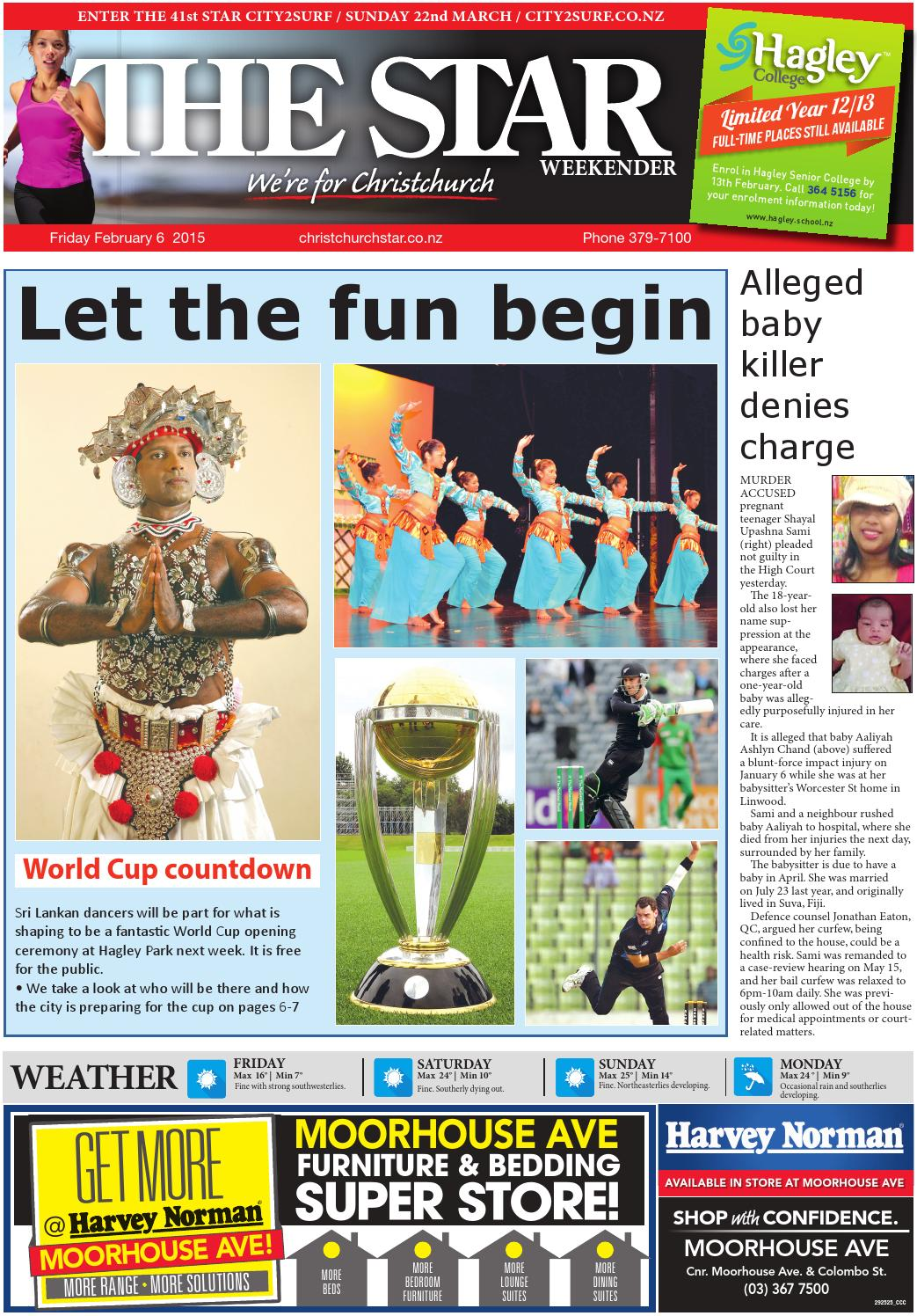 bcd6fb78bcb The Star Weekend 06-02-15 by Local Newspapers - issuu