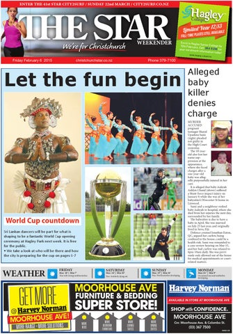 6cfaeb02d2c5 The Star Weekend 06-02-15 by Local Newspapers - issuu