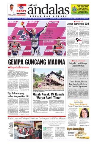 Epaper andalas edisi senin 9 november 2015 by media andalas - issuu c9320b16d4