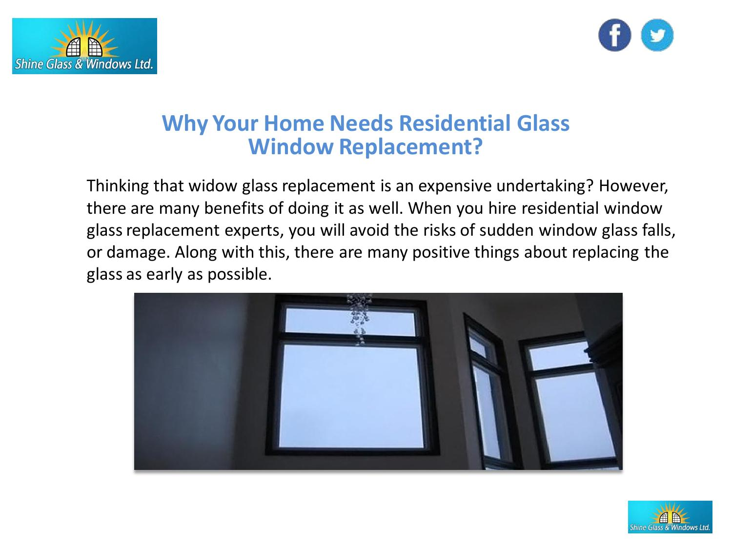 Unique Glass Window Replacement For Homes Model - Home Decorating ...