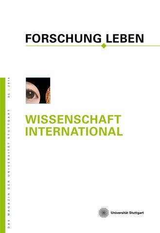 Universität Stuttgart FORSCHUNG LEBEN Nr. 5-2015 by Universität ...