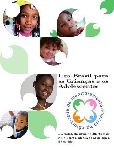II Relatório - Rede de Monitoramento by Fundação Abrinq - issuu 8867e251cb