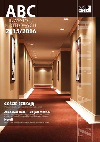 7a505a4a418f72 ABC Inwestycji Hotelowych 2015/2016 by Polskie Wydawnictwa ...