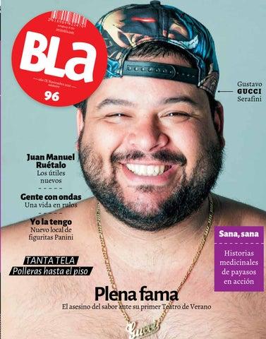 f359a7d0cd BLa 96 noviembre by Editorial BLa - issuu