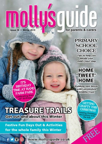 e1339935b Issue 19 winter 2015 by Molly's Guide - issuu