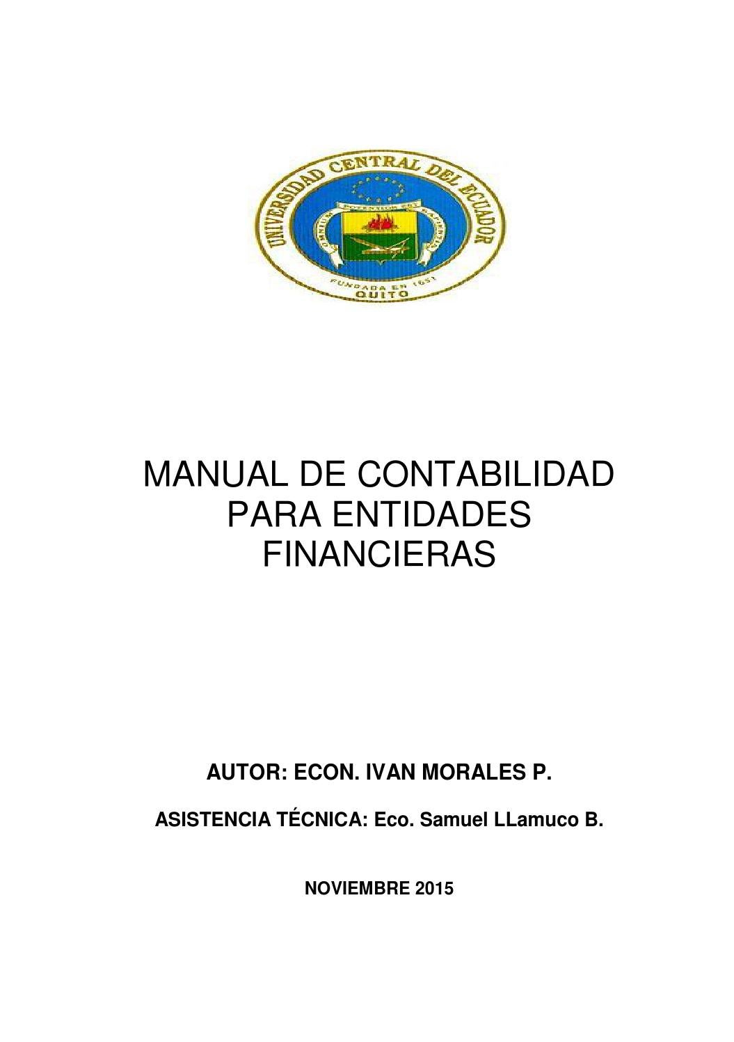 Manual Financiero by webmaster_uce - issuu