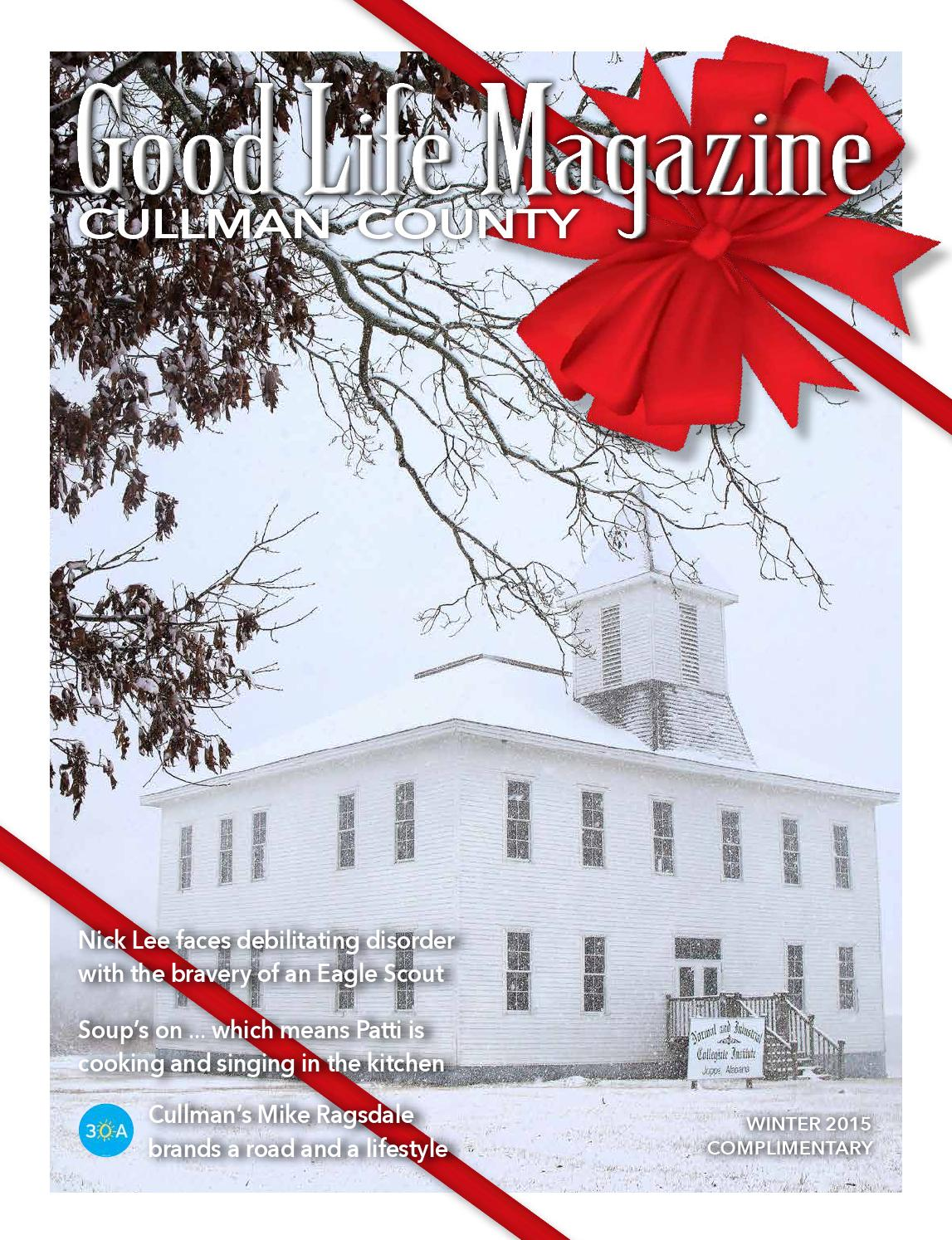 Bill Smith Gmc >> Cullman Good Life Magazine - Winter 2015 by The Good Life ...