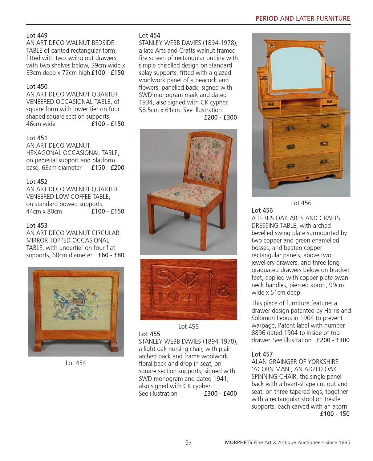 Morphets Auctioneers by Jamm Design Ltd - issuu