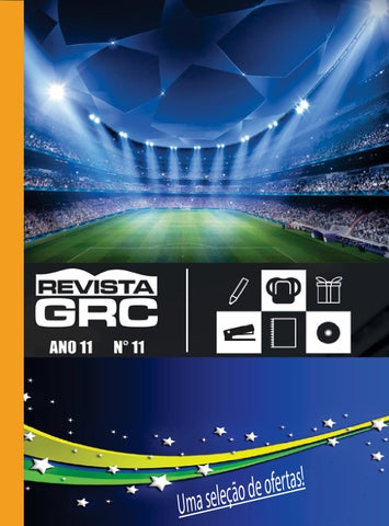 74e5b8d412 Revista GRC - vol 11 by Ponto Mágico Comercial - issuu