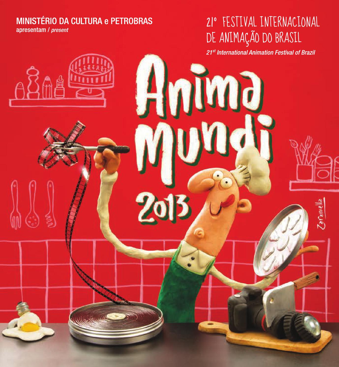 Catálogo Anima Mundi 2013 by oestudio design - issuu b23f1fab5cf