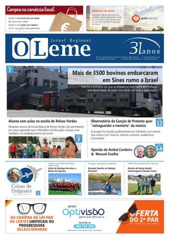 9be3a591e7 O Leme 654 by O Leme - issuu