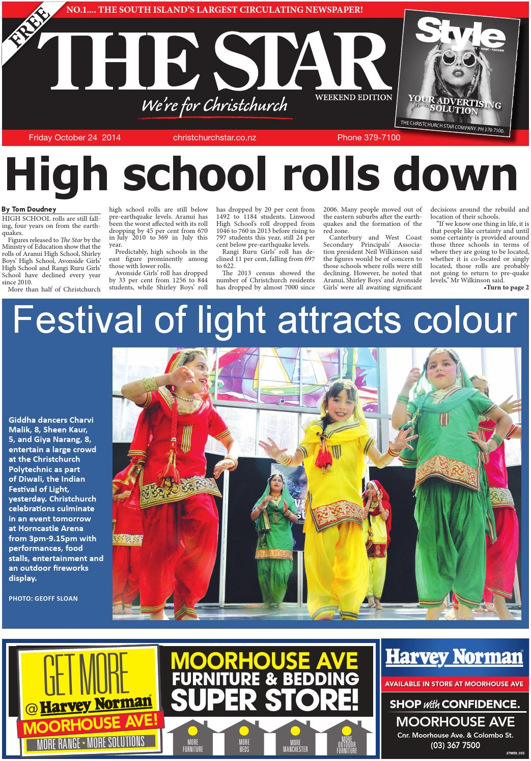 8d44a853fdcc3 The Star Weekend 24-10-14 by Local Newspapers - issuu