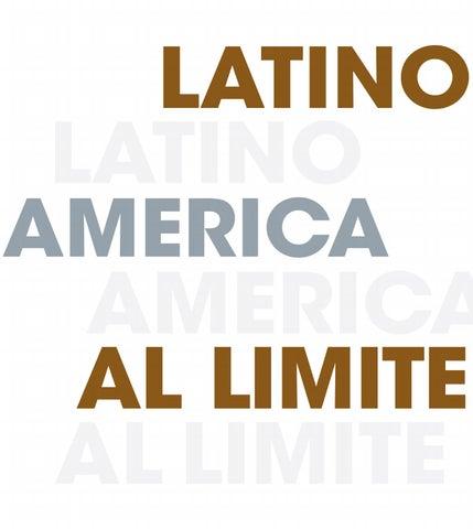 Latinoamrica al lmite by arte al lmite issuu page 1 malvernweather Image collections