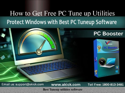 what is the best free pc tune up software