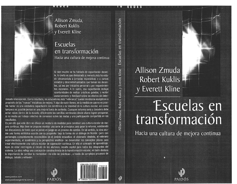 Escuelas en transformación by Alexis Peñailillo - issuu