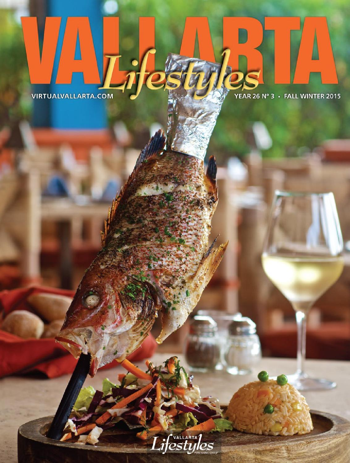 Vallarta Lifestyles Fall Winter 2015 By Vallarta Lifestyles Media  # Muebles Pitillal