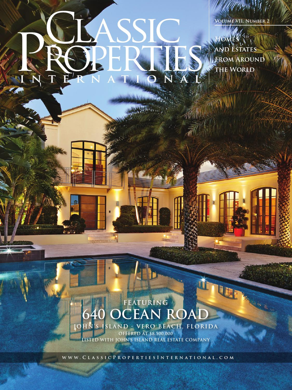 Classic Properties International: Vol. VII, No. 2 - John\'s Island ...