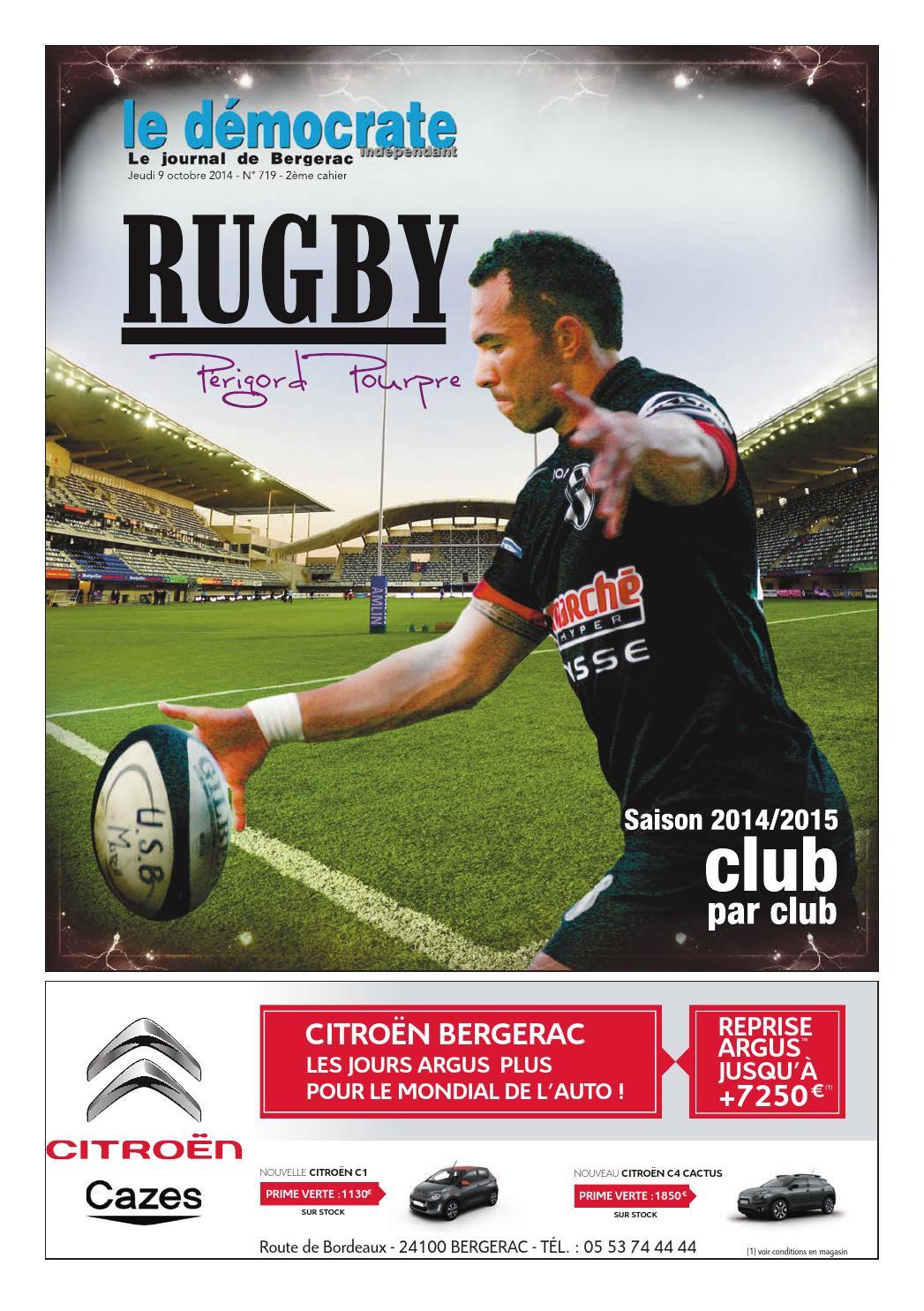 rugby2014 by la semaine des pyr n es issuu. Black Bedroom Furniture Sets. Home Design Ideas