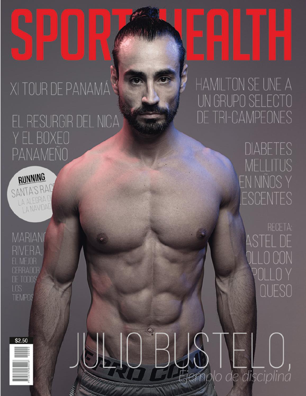 S&h edición 90 by Sports and Health Magazine - issuu