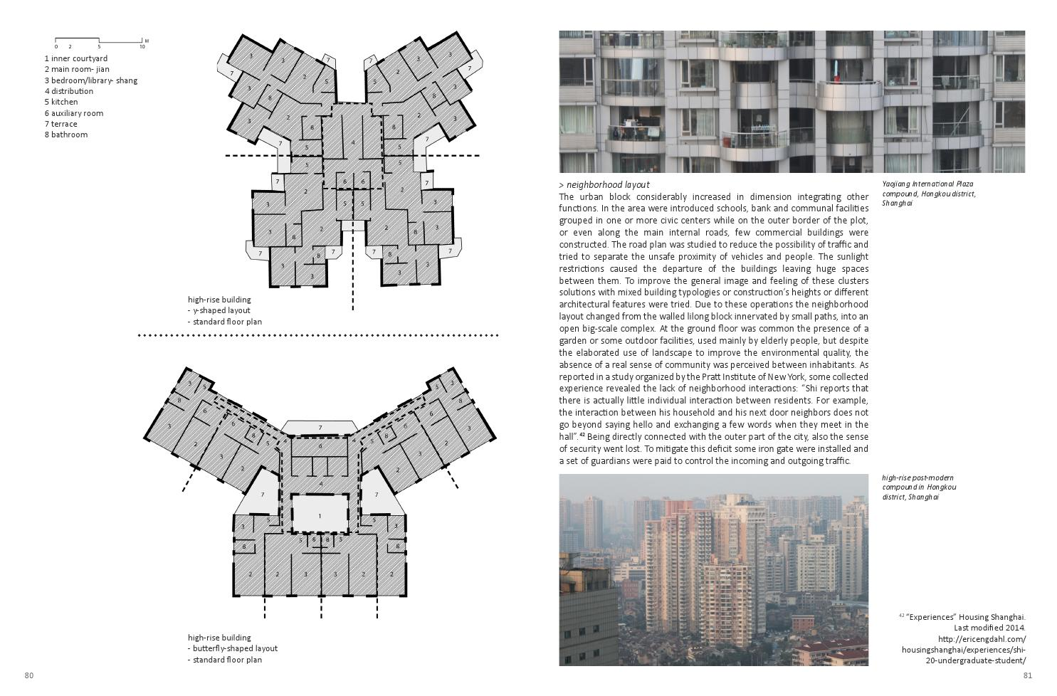 Low Rise High Density Research And Design On Shanghai Housing By Alice Pontiggia Issuu