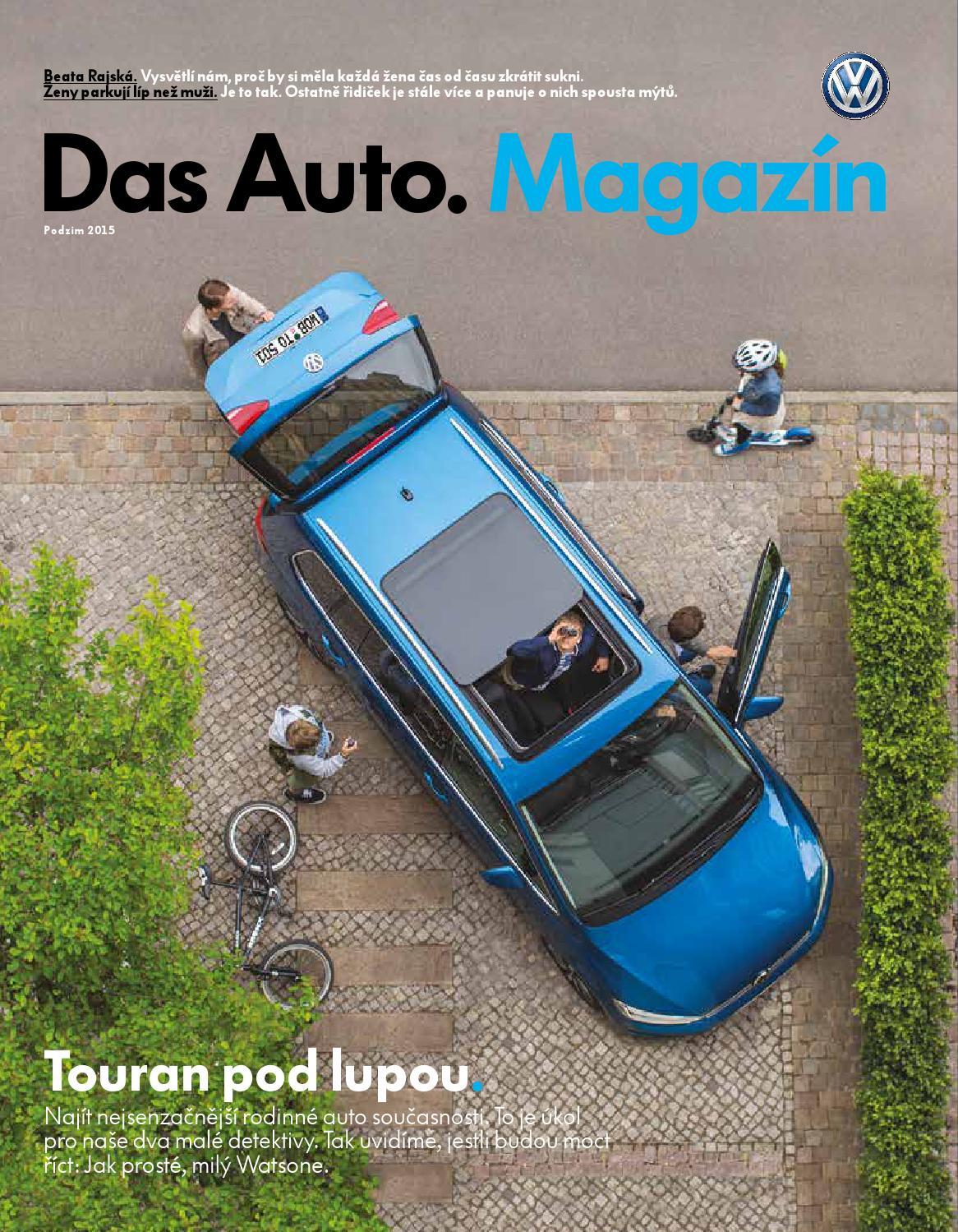 Das Auto magazín - podzim 2015 by Marek Hammerschmied - issuu ea73cd00a8